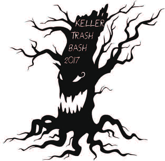 Fall Trash Bash Website