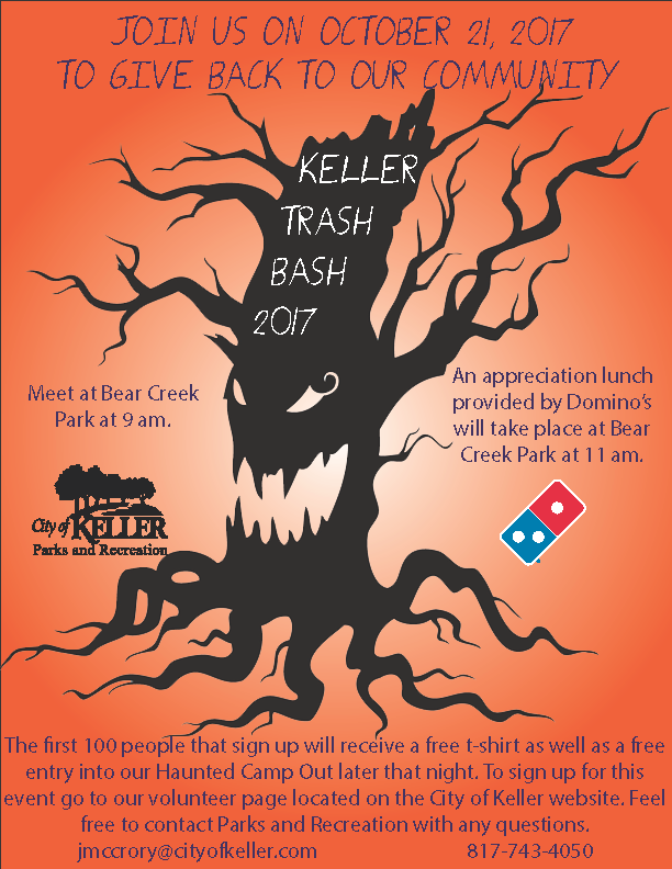 Fall Trash Bash