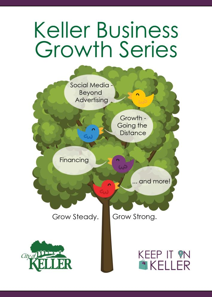 Image of Keller Business Growth Series save the date