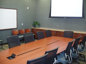 Library conference room