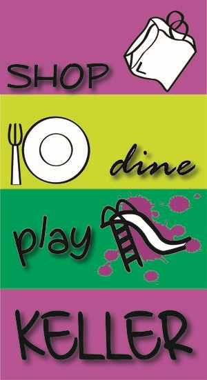 2012 Shop Dine Play Keller KTC Banner