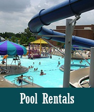 Button for Pool Rentals Page
