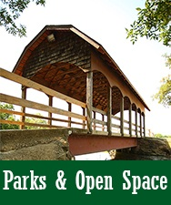Button to Parks and Open Space Page