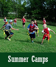 Button for Summer Camp Brochure PDF Download