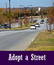 Button to download Adopt a Street paperwork