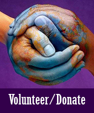 Volunteer Donate Button