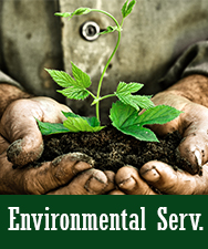 Environmental Services Button