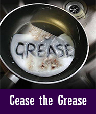 Cease the Grease Button