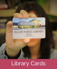 Library Cards Button