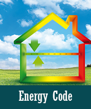 Energy Code Button