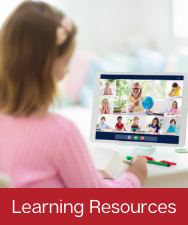 Learning Resources Button