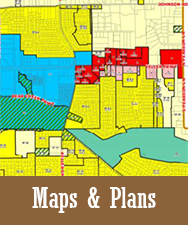 Maps and Plans Button