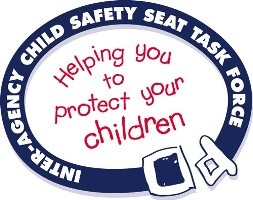 child safety seat logo