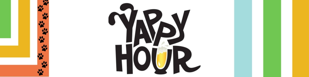 Yappy Hour - website banner