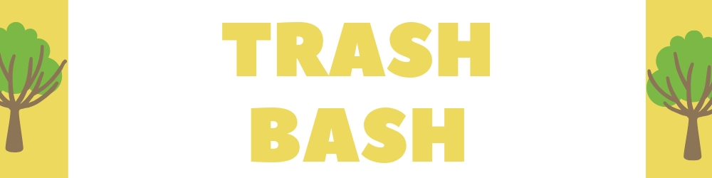 Trash Bash Web Banner