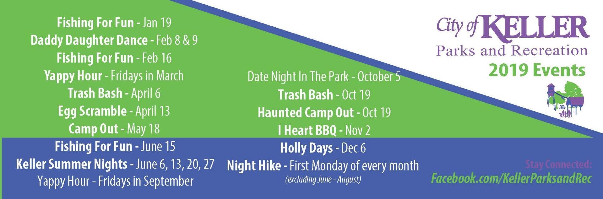 Parks & Recreation Special Events | City of Keller, TX