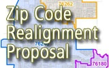 Zip Code Realignment Proposal