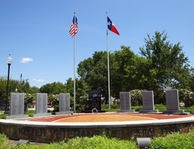 Photo of Keller Veterans Memorial Park