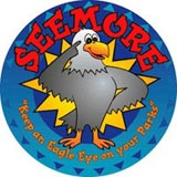 Image of the Seemore Eagle Eye Logo