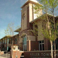 Photo of Keller Town Hall