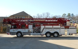 2012 New Smeal Fire Truck