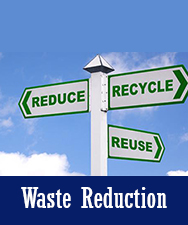 Waste Reduction Button