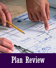 Plan Review Button