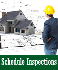 Schedule Inspections Button